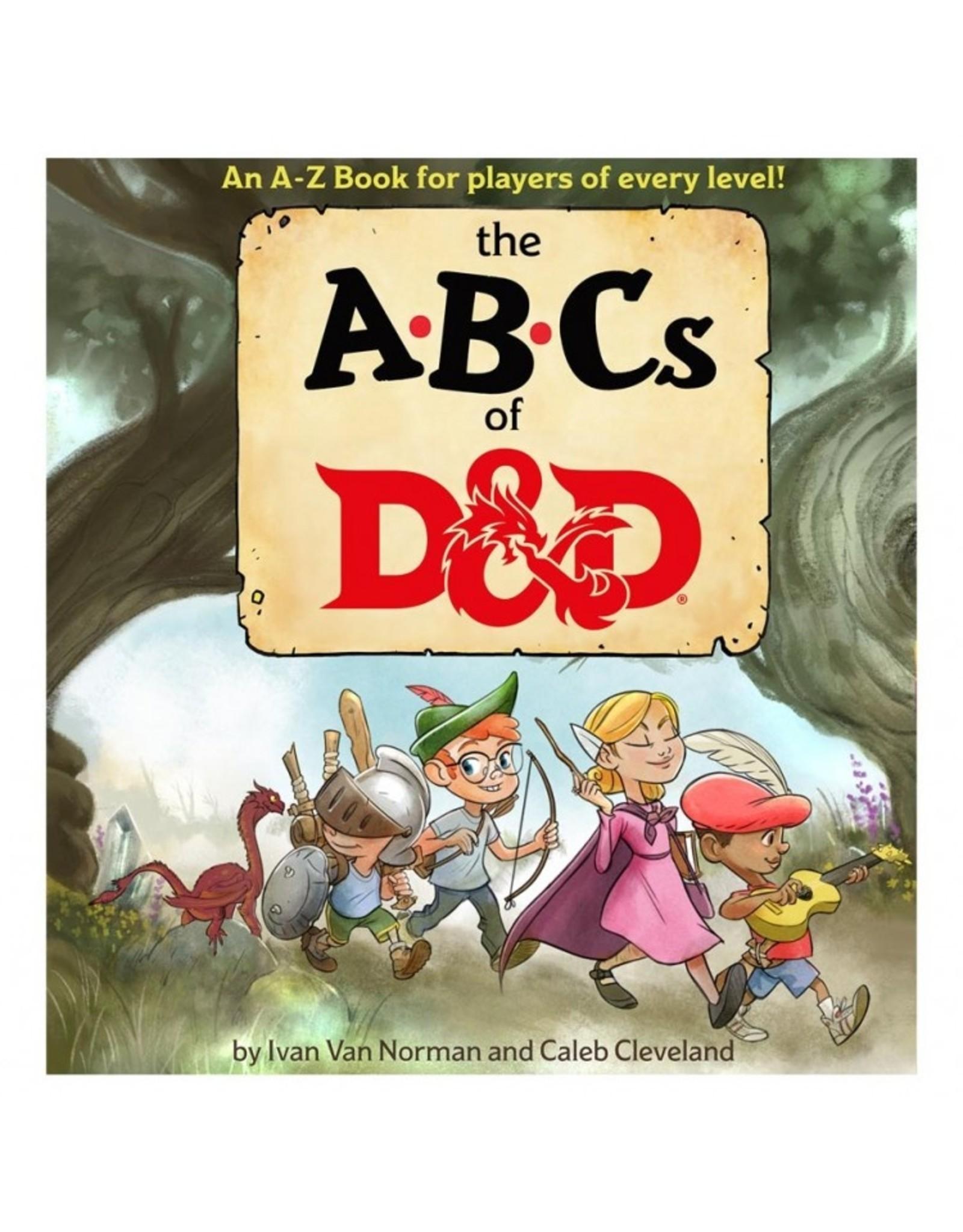Random House ABCs of D&D