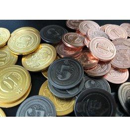 50 Metal Industrial Coin Upgrade Set