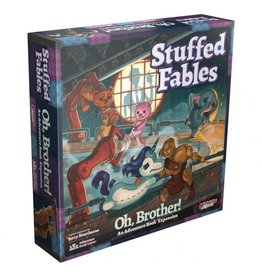Z-Man Games Stuffed Fables: Oh Brother!
