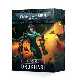 Warhammer 40K Datacards: Drukhari