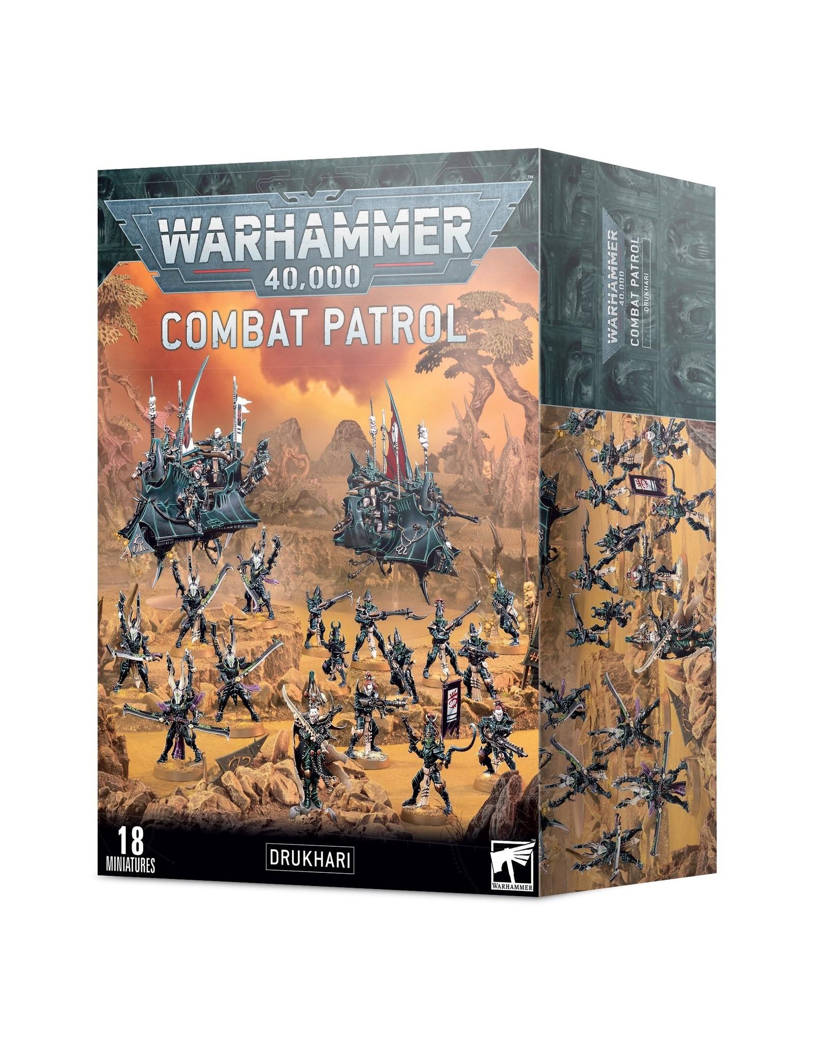 Warhammer 40K Combat Patrol: Drukhari