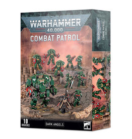 Warhammer 40K Dark Angels Combat Patrol