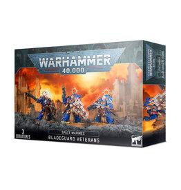 Warhammer 40K Space Marines Bladeguard Veterans