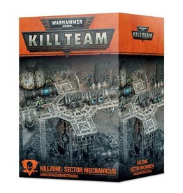 Warhammer 40K Killzone: Mechanicus Refinery
