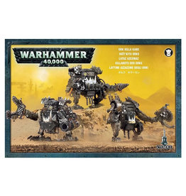 Warhammer 40K Orc Killa Kans