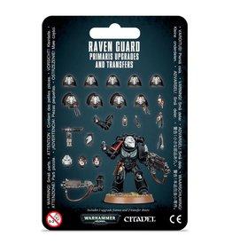 Warhammer 40K Raven Guard Primaris Upgrades