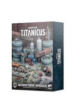 Warhammer 40K Adeptus Titanicus Manufactorum Imperialis
