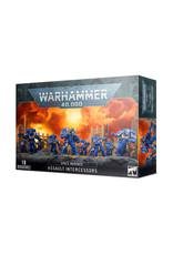 Warhammer 40K Space Marines: Assault Intercessors