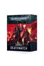 Warhammer 40K Deathwatch Datacards