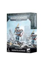 Warhammer 40K Space Wolves: Ragnar Blackmane