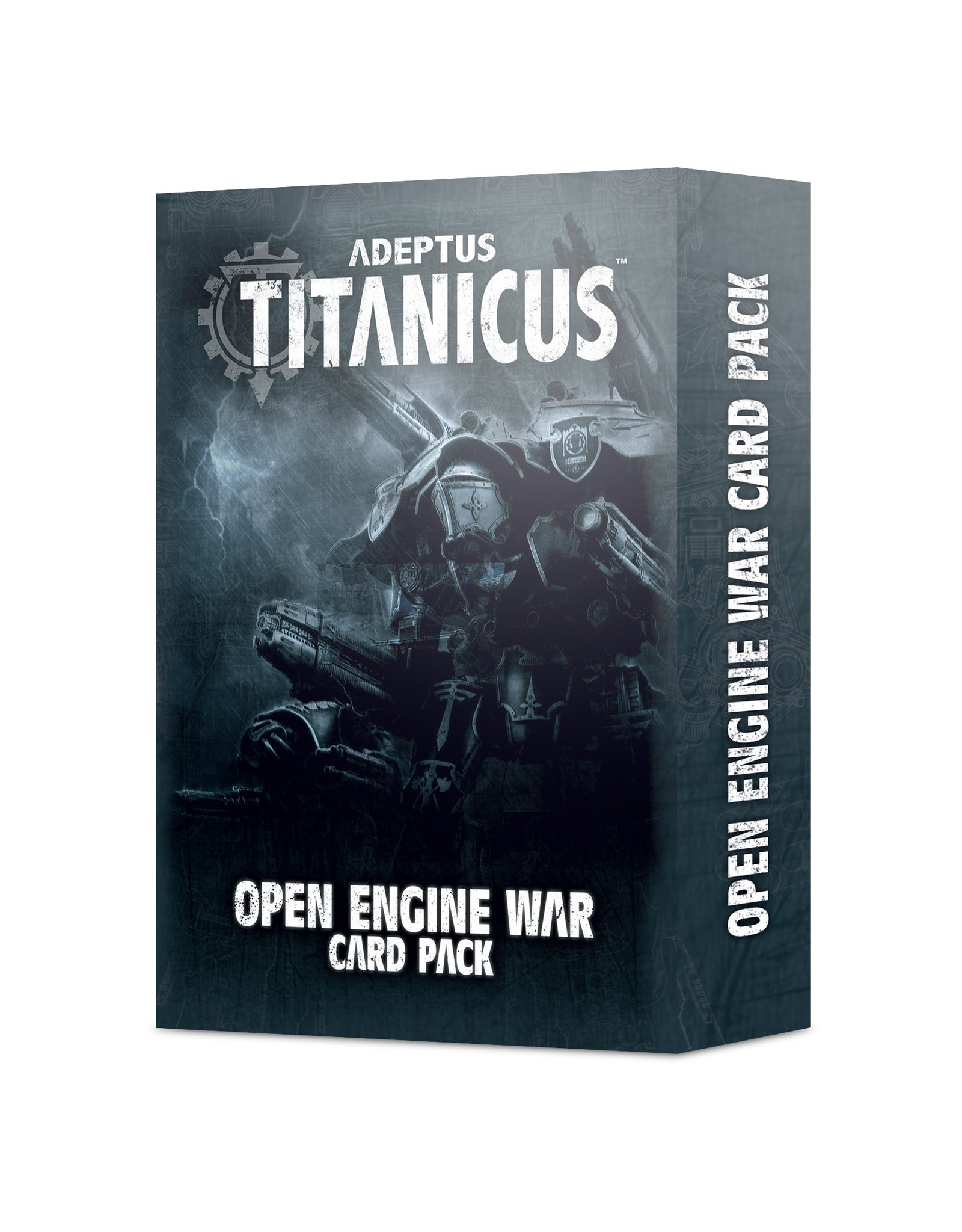 Warhammer 40K Adeptus Titanicus: Open Engine War Card Pack
