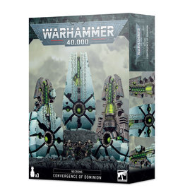 Warhammer 40K Necrons: Convergence Of Dominion