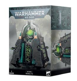 Warhammer 40K Necrons Monolith