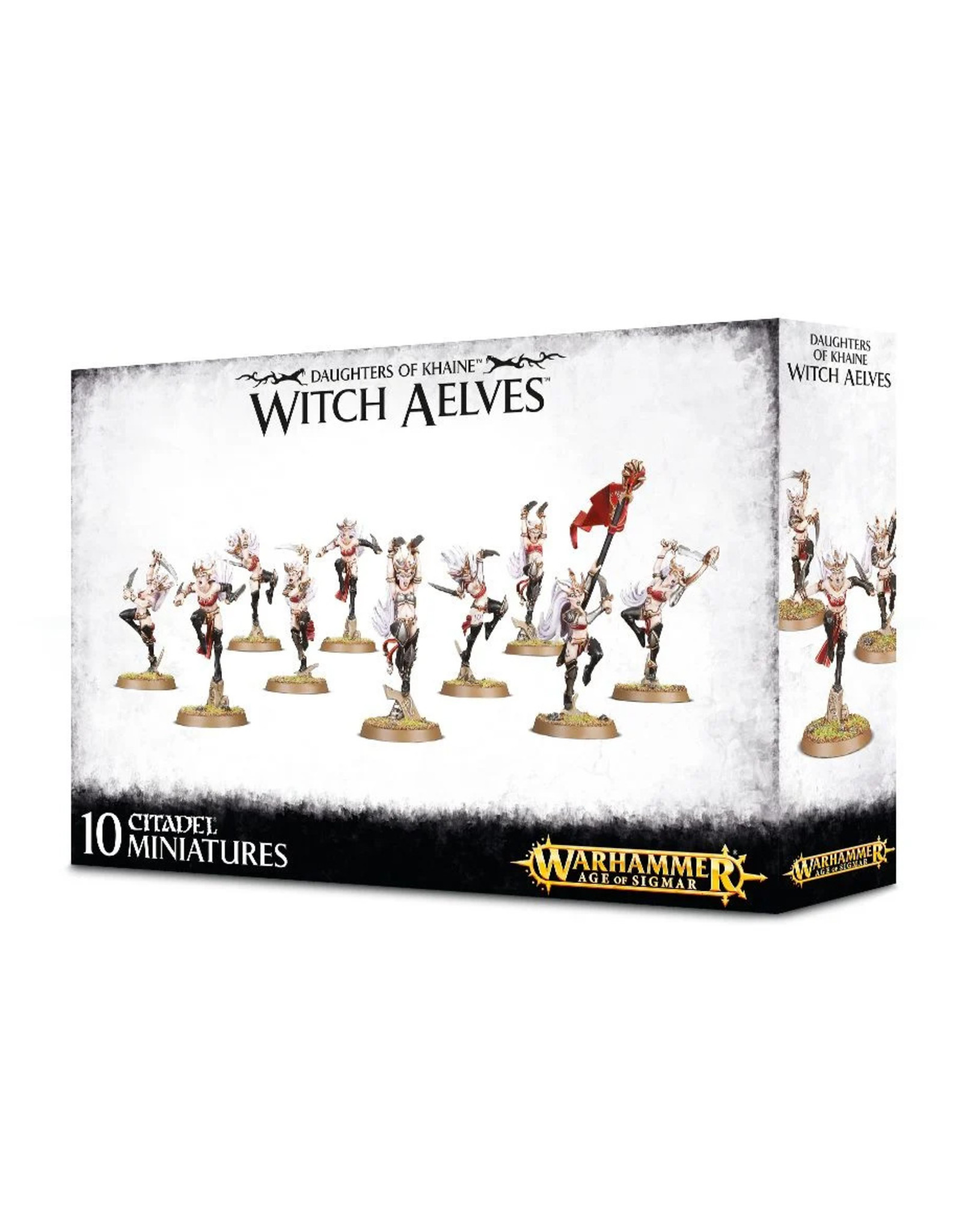 Age of Sigmar Daughters of Khaine Witch Aelves