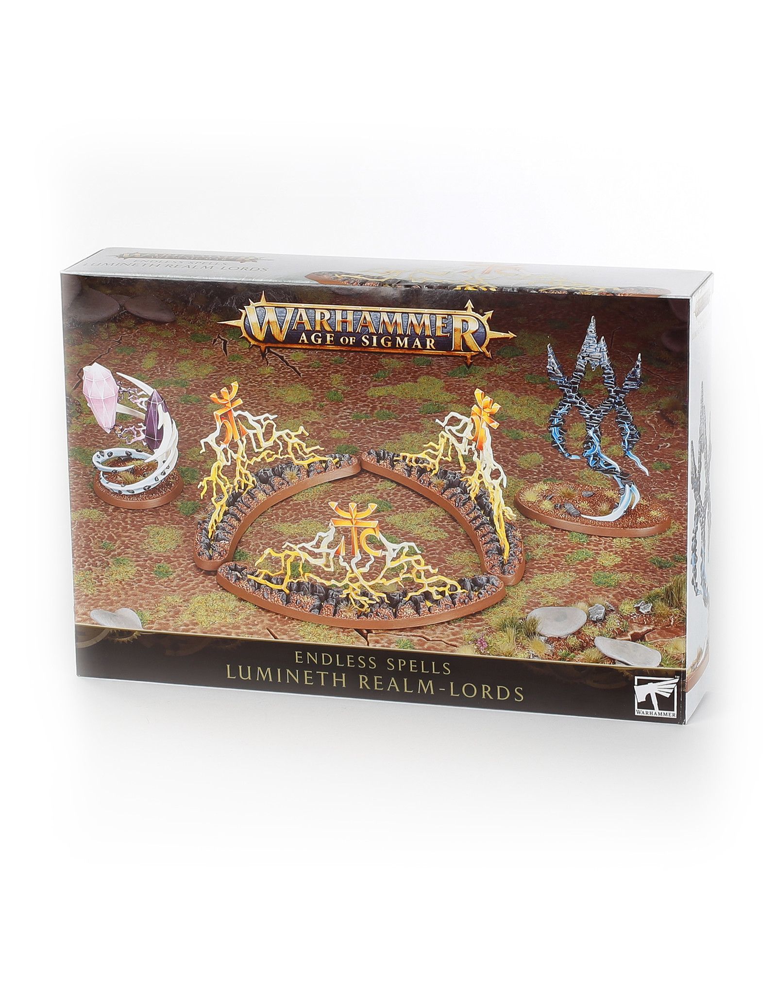 Age of Sigmar Lumineth Realm-Lords: Endless Spells