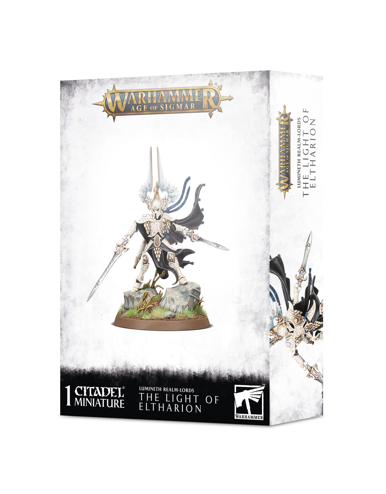 Age of Sigmar Lumineth Realm-Lords: The Light of Eltharion