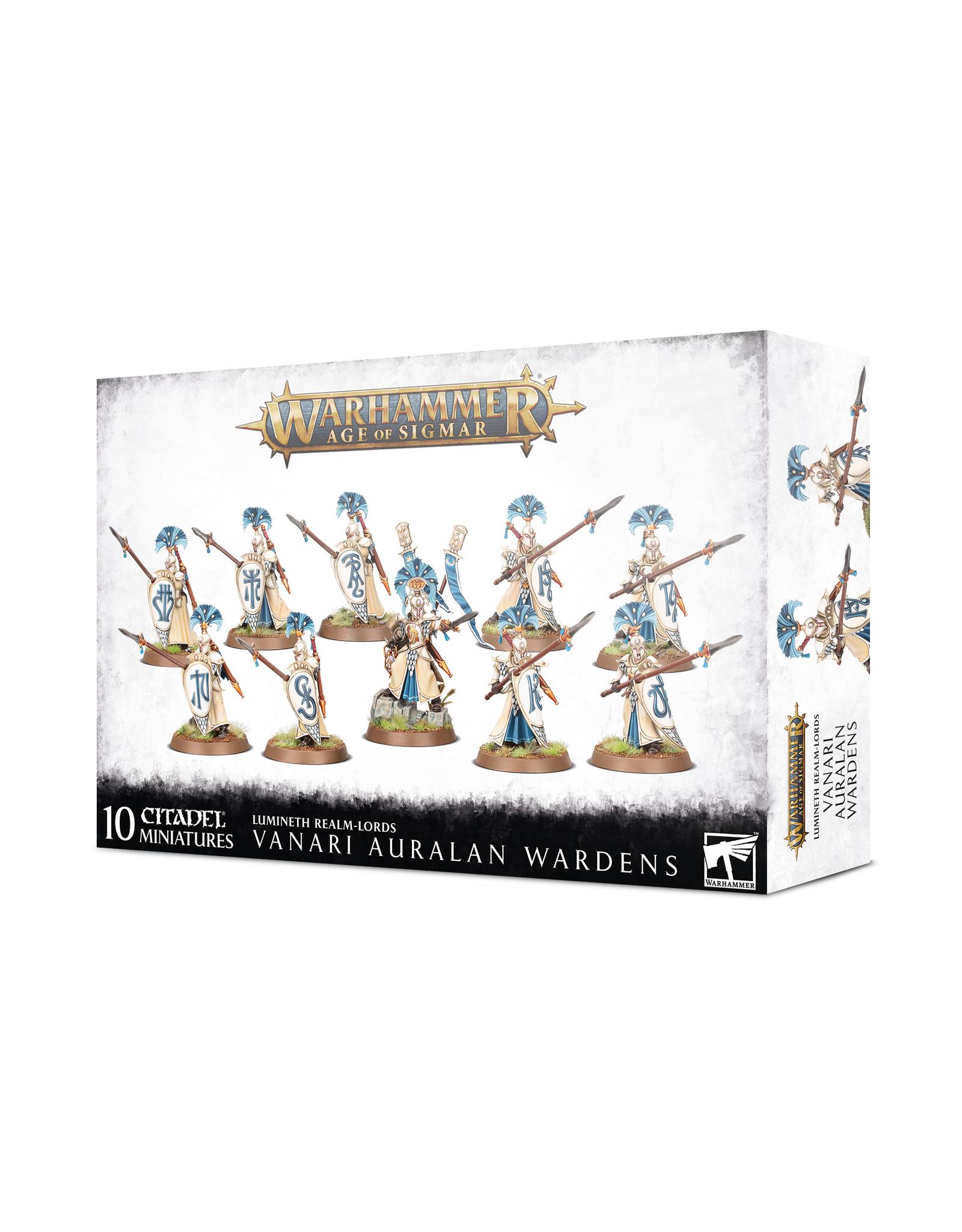 Age of Sigmar Lumineth Realm-Lords: Vanari Auralan Wardens