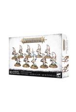 Age of Sigmar Lumineth Realm-Lords: Vanari Auralan Sentinels