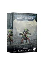 Warhammer 40K Necrons Hexmark Destroyer