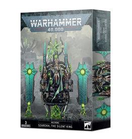 Warhammer 40K Necons: Szarekh the Silent King