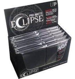 Ultra Pro DP: Eclipse: Matte Jet BK (100)