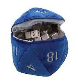 Ultra Pro Dice Bag: d20 Plush: BU