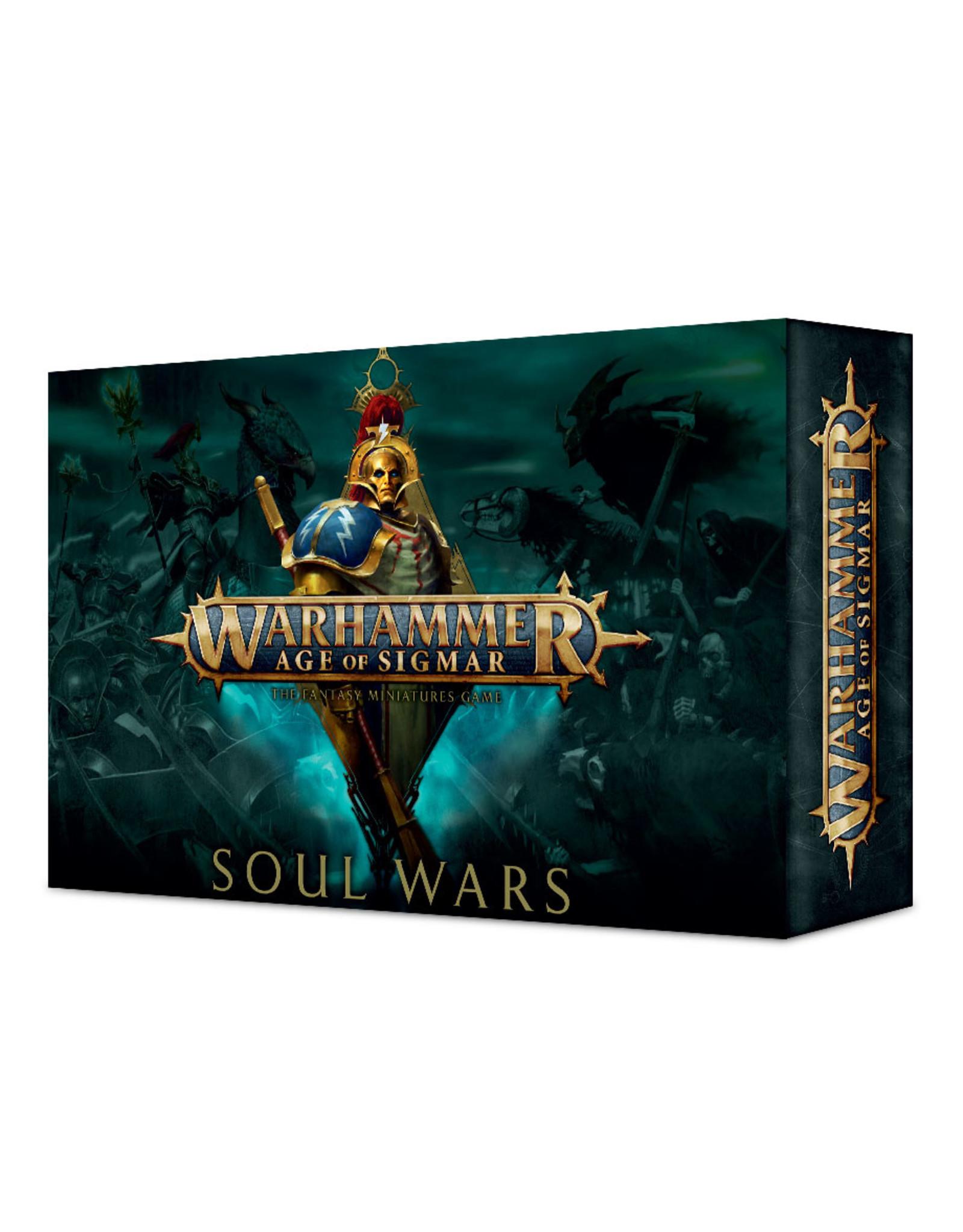 Age of Sigmar Age of Sigmar: Soul Wars
