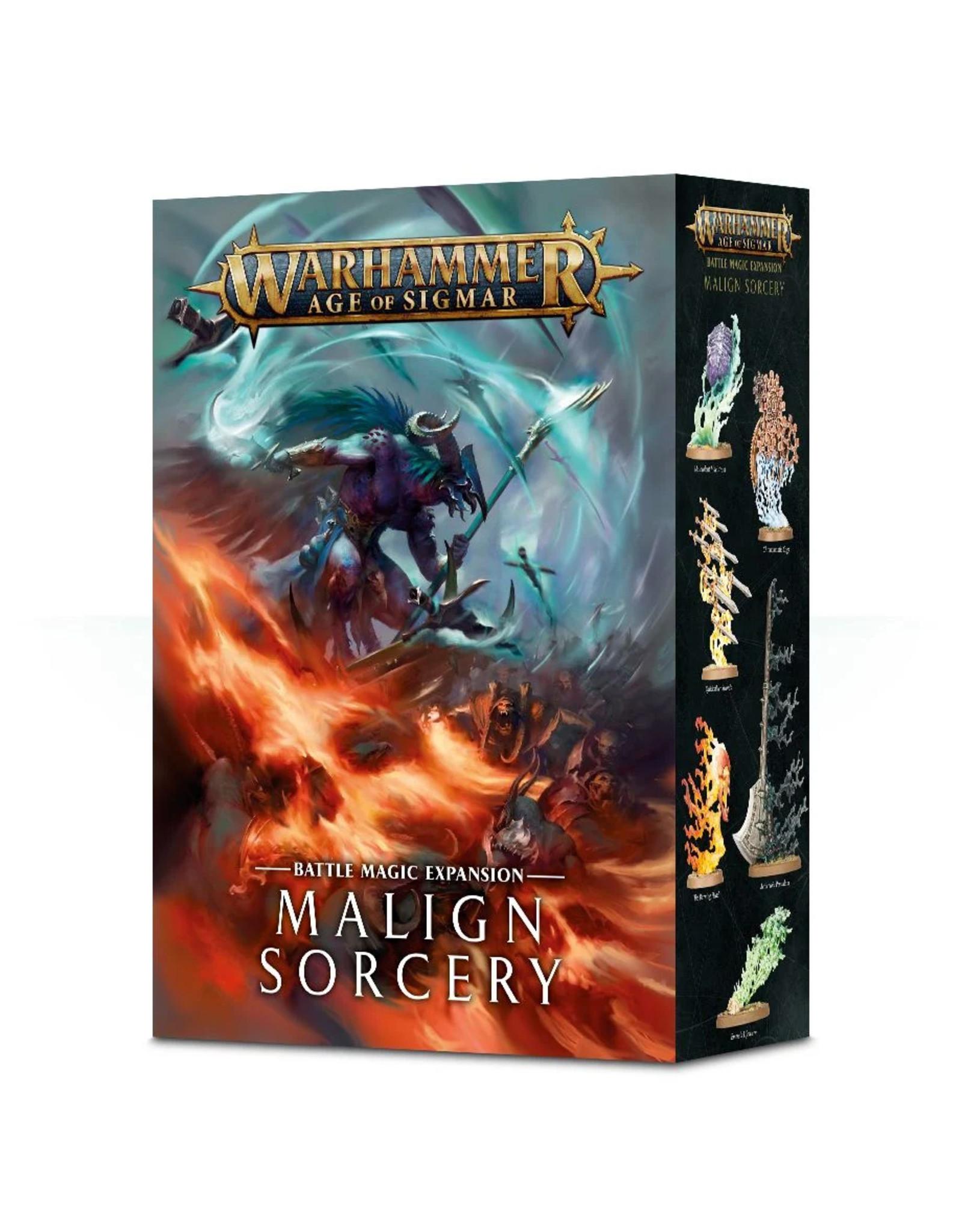 Age of Sigmar Age of Sigmar: Malign Sorcery