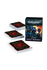 Warhammer 40K Space Marines Datacards