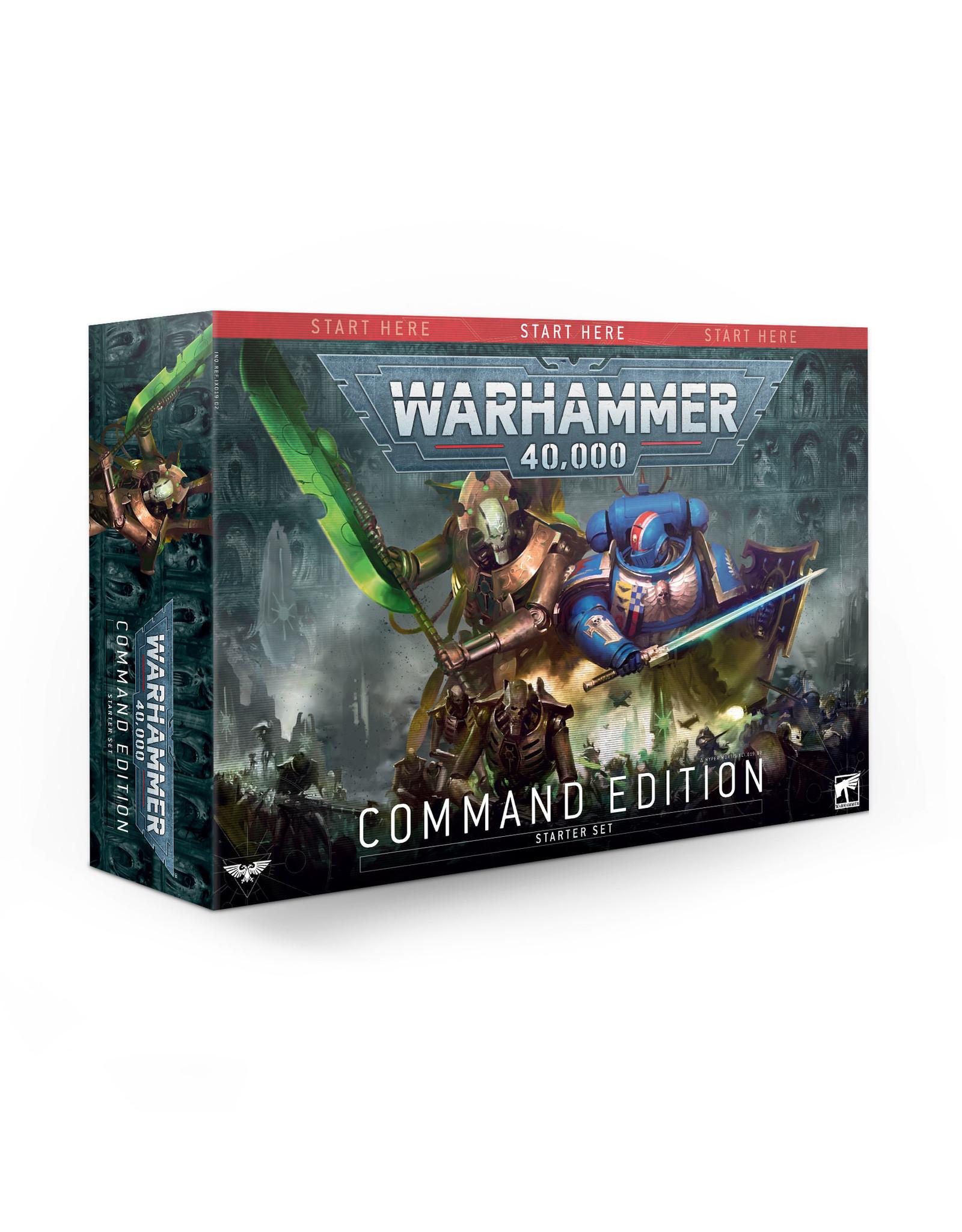 Warhammer 40K Warhammer 40,000: Command Edition