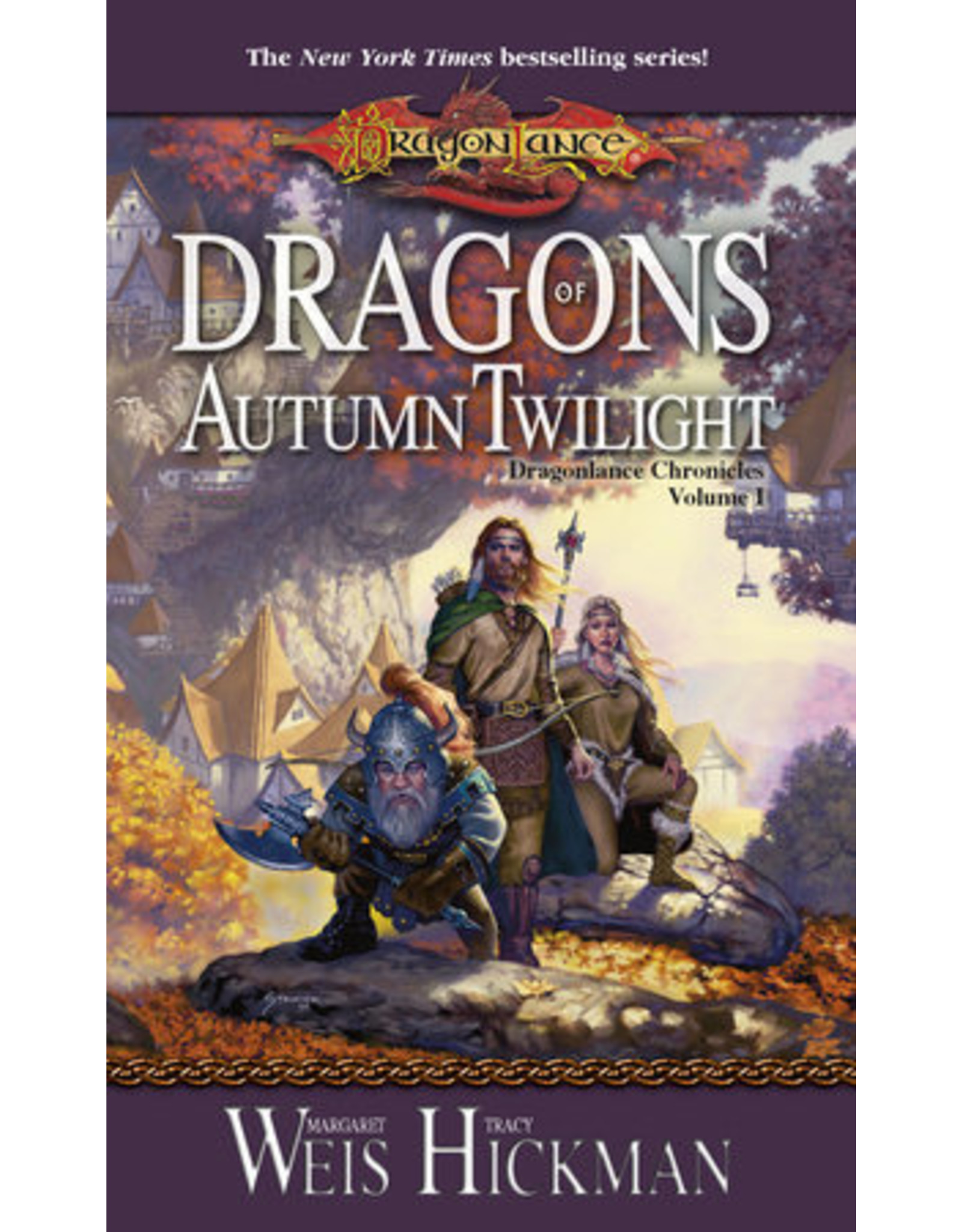 Wizards of the Coast Dragons of Autumn Twilight