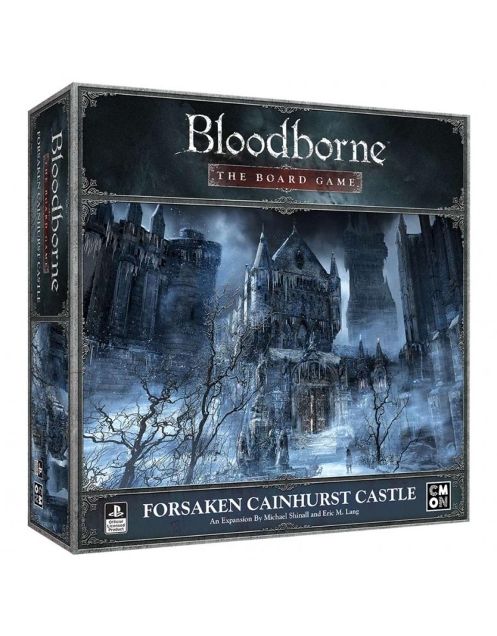 Cool Mini or Not Bloodborne: Forsaken Cainhurst Castle Exp