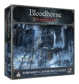 Cool Mini or Not Bloodborne: Forsaken Cainhurst Castle Exp