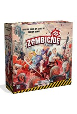Cool Mini or Not Zombicide 2nd Edition