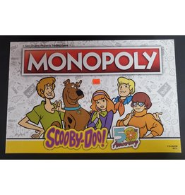 Ding & Dent Monopoly: Scoopy Doo (Ding & Dent)