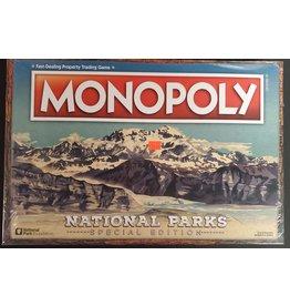 Ding & Dent Monopoly: National Parks (Ding & Dent)