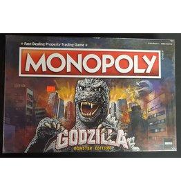 Ding & Dent Monopoly: Godzilla (Ding & Dent)