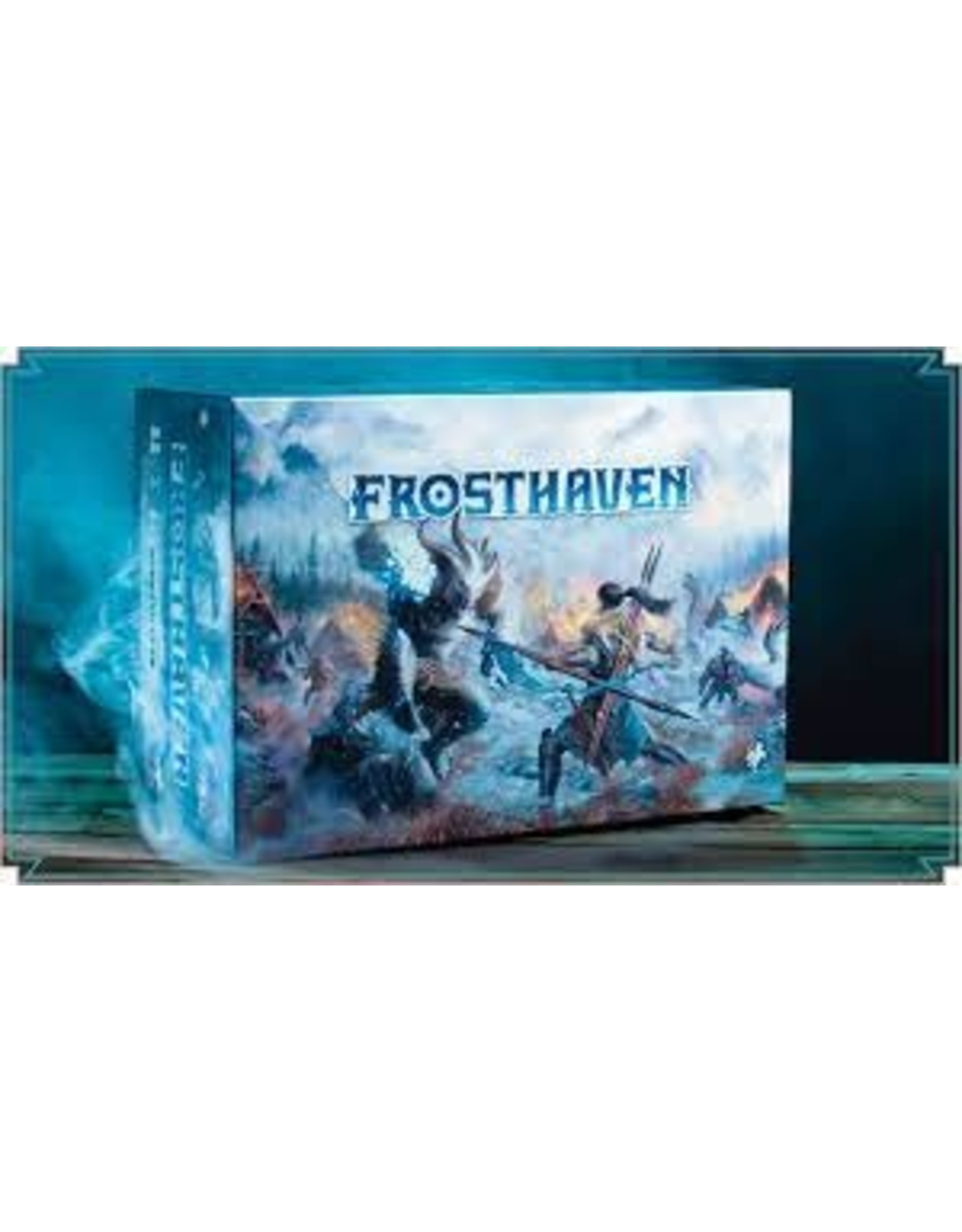Cephalofair Games Frosthaven (Pre Order)