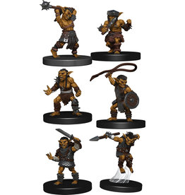 Wiz Kids D&D Fantasy Miniatures: Icons of the Realms Goblin Warband