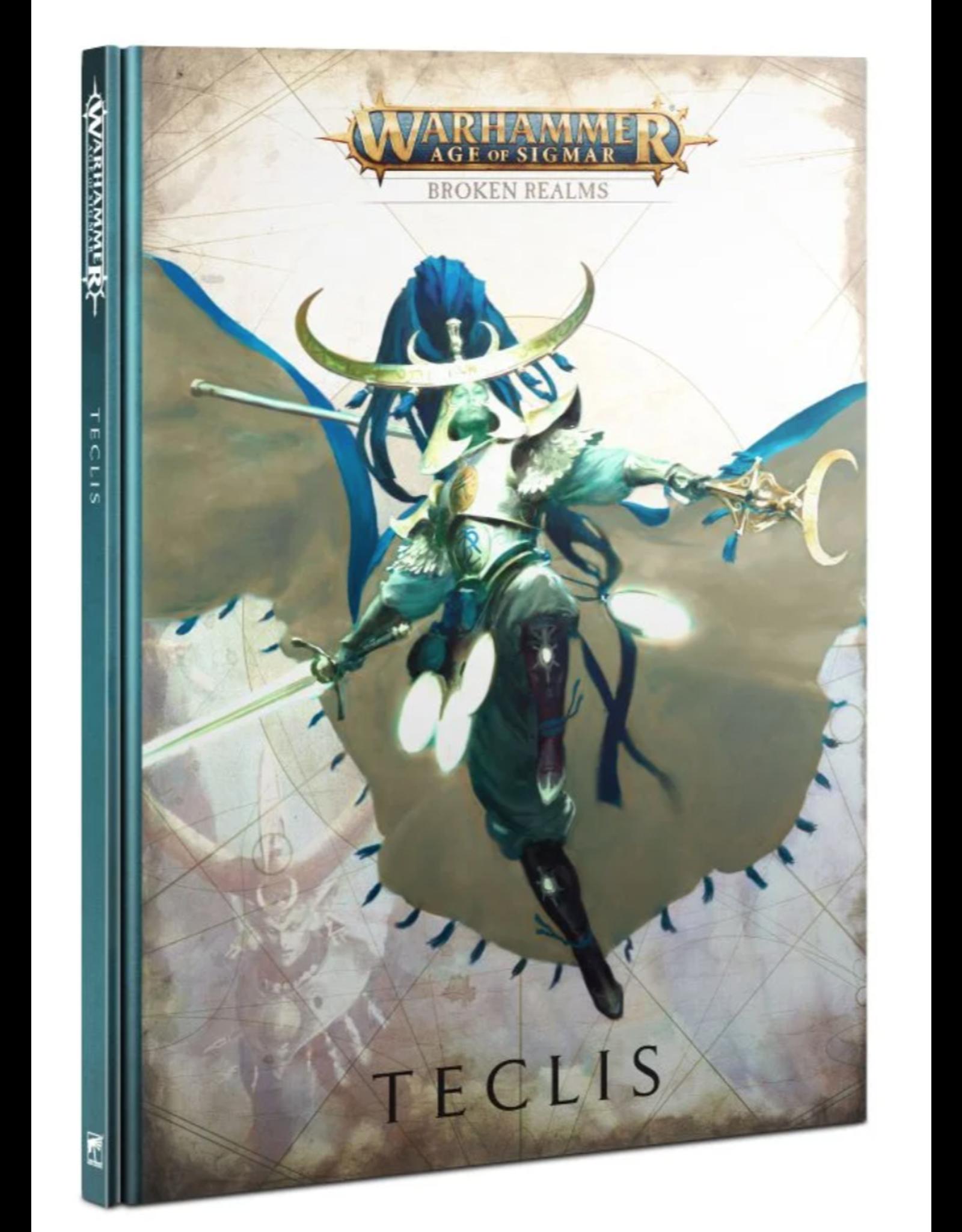 Age of Sigmar Broken Realms: Teclis