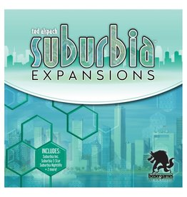 Bezier Games Suburbia: Expansions