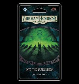 Fantasy Flight Games Arkham Horror LCG:  Into the Maelstrom (Pre-Order)