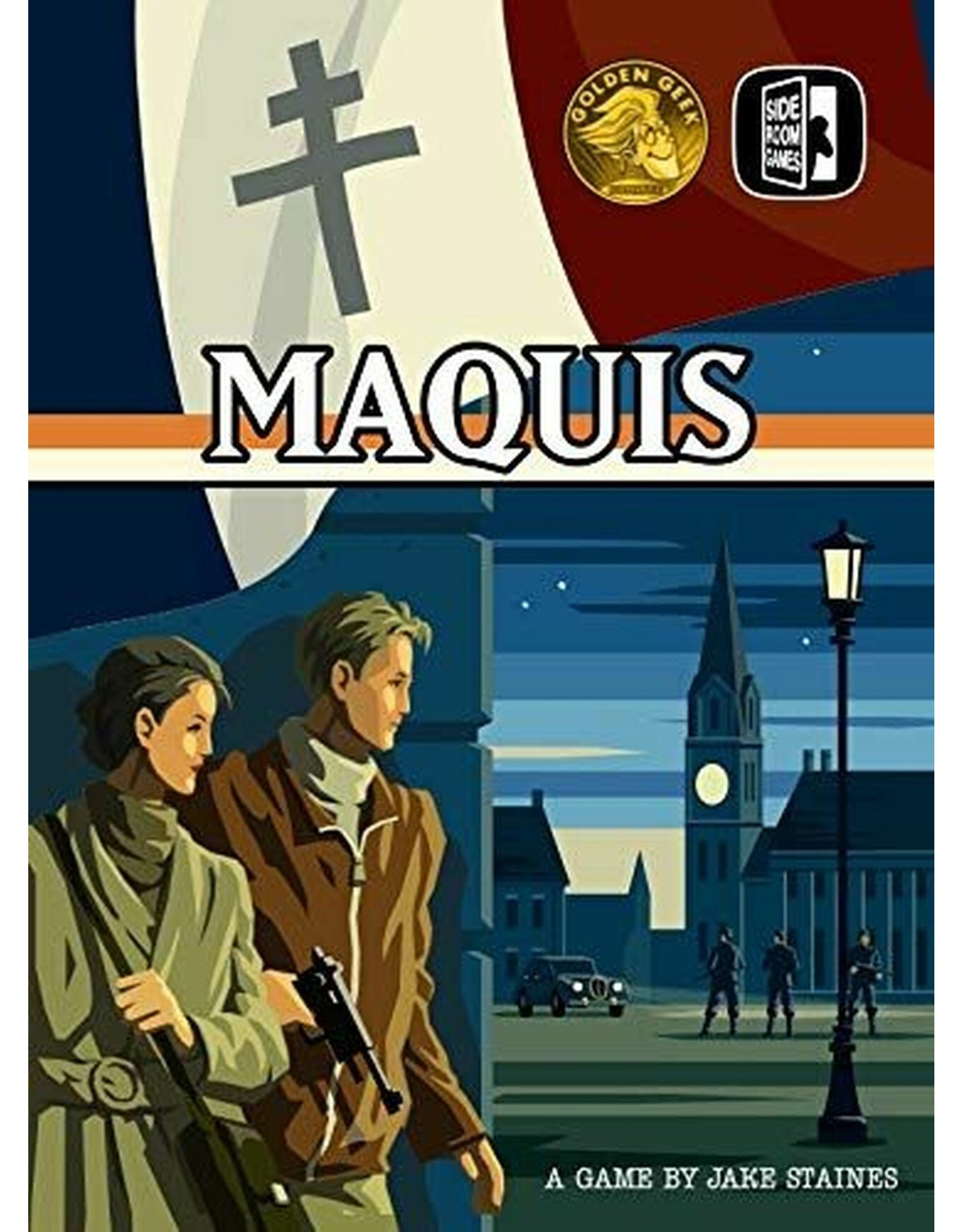 Maquis (2nd Edition) (Pre Order) (November)