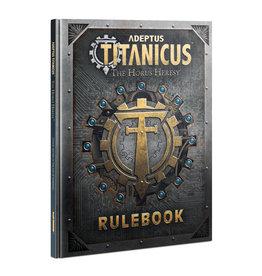 Warhammer 40K Adeptus Titanicus Rulebook