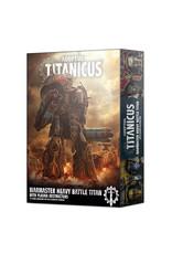 Warhammer 40K Adeptus Titanicus: Warmaster Heavy Battle Titan