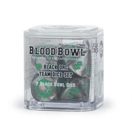Blood Bowl Blood Bowl Black Orc Team Dice Set