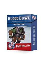 Blood Bowl Blood Bowl: Black Orc Team Card Pack