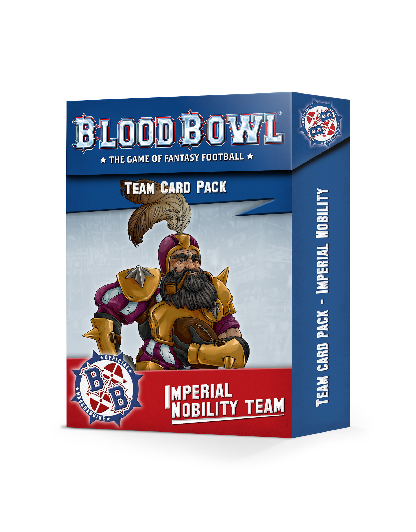 Blood Bowl Blood Bowl: Imperial Nobility Card Pack