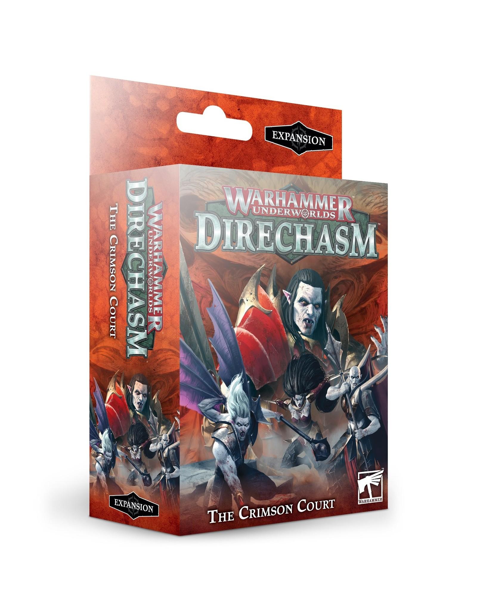 Warhammer Underworlds Warhammer Underworlds: The Crimson Court