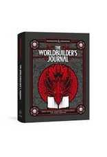 Random House Dungeons & Dragons: The Worldbuilder's Journal of Legendary Adventures